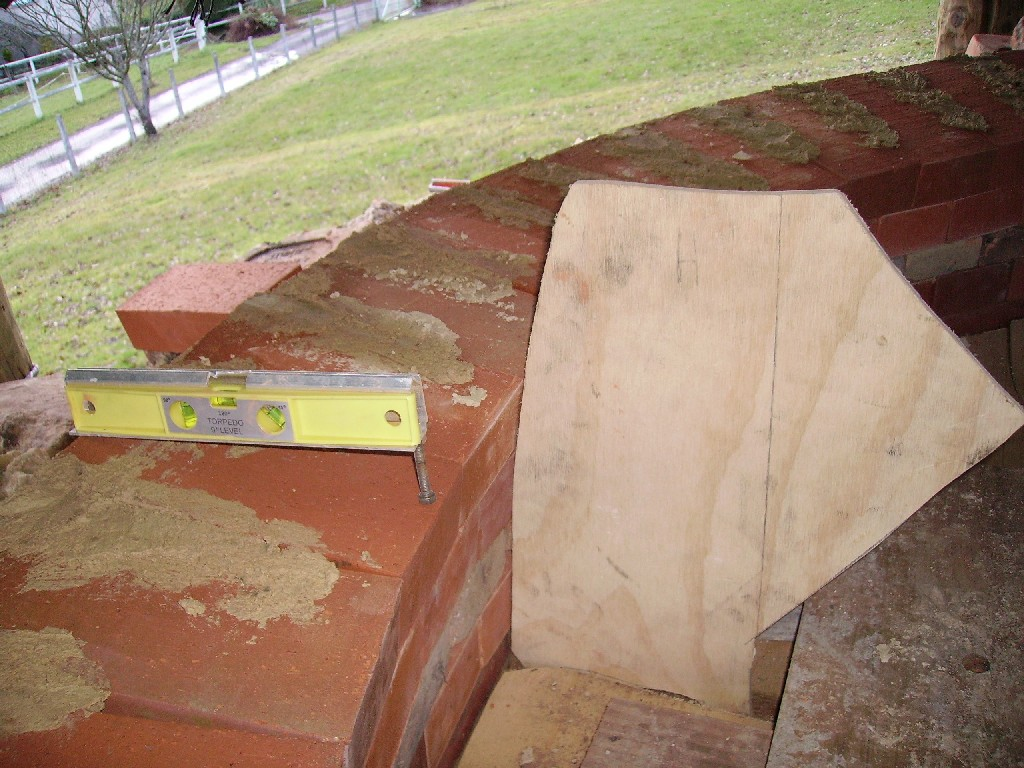 Four pain vo te for Construction four a pain brique